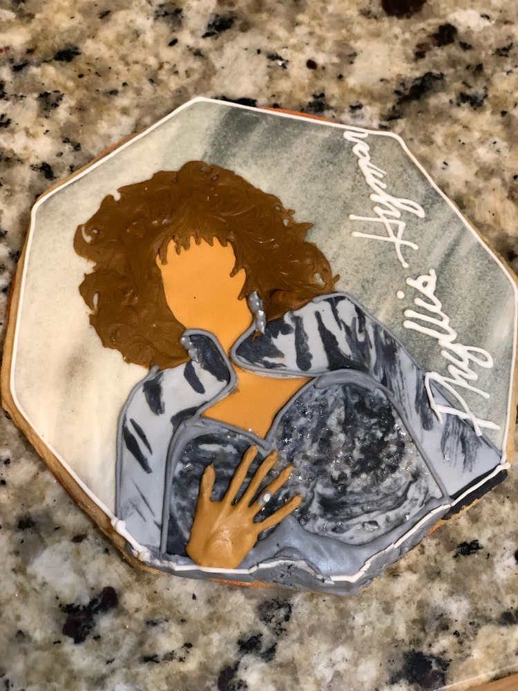 Phyllis Hyman Cookie Project