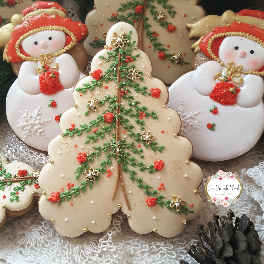 A Christmas tree 🌲