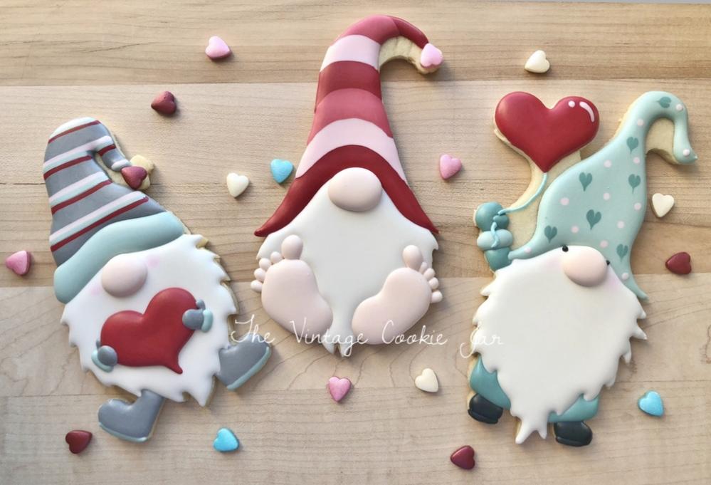 Valentine's Gnomes