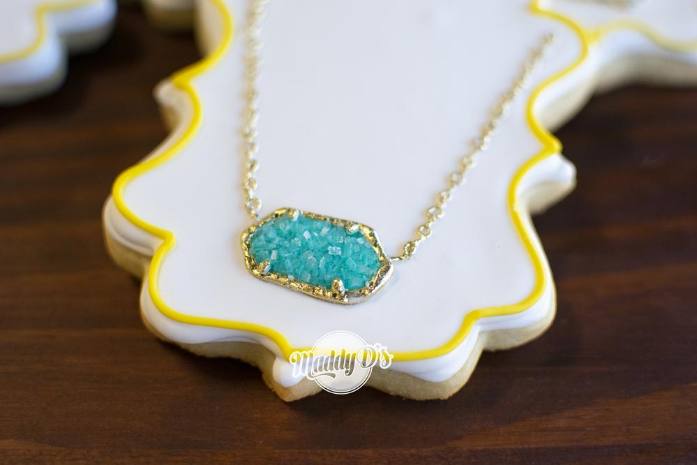 Jewelry Detail Work