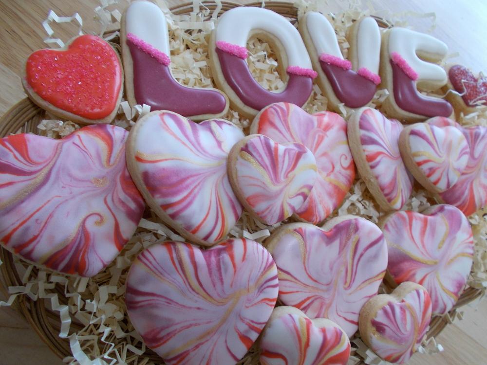 Valentine Platter