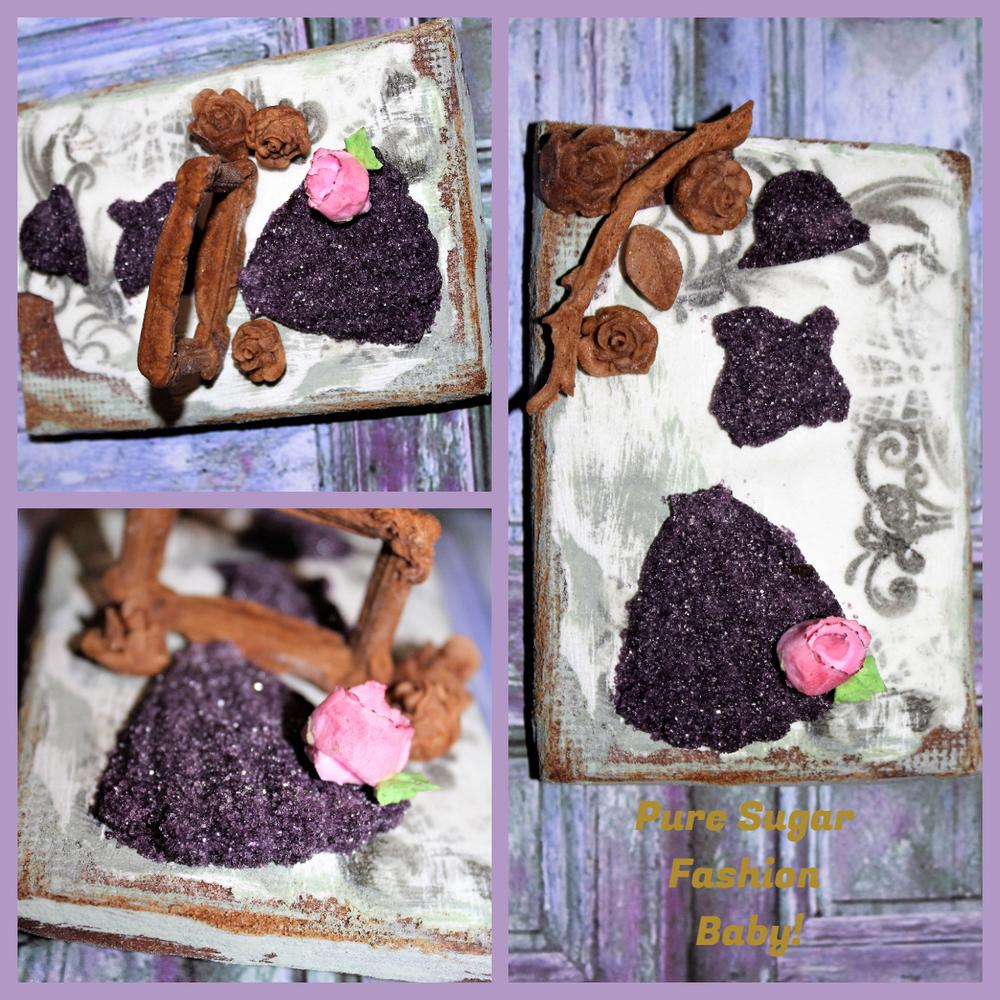 Purple Pure Sugar Fashion Baby