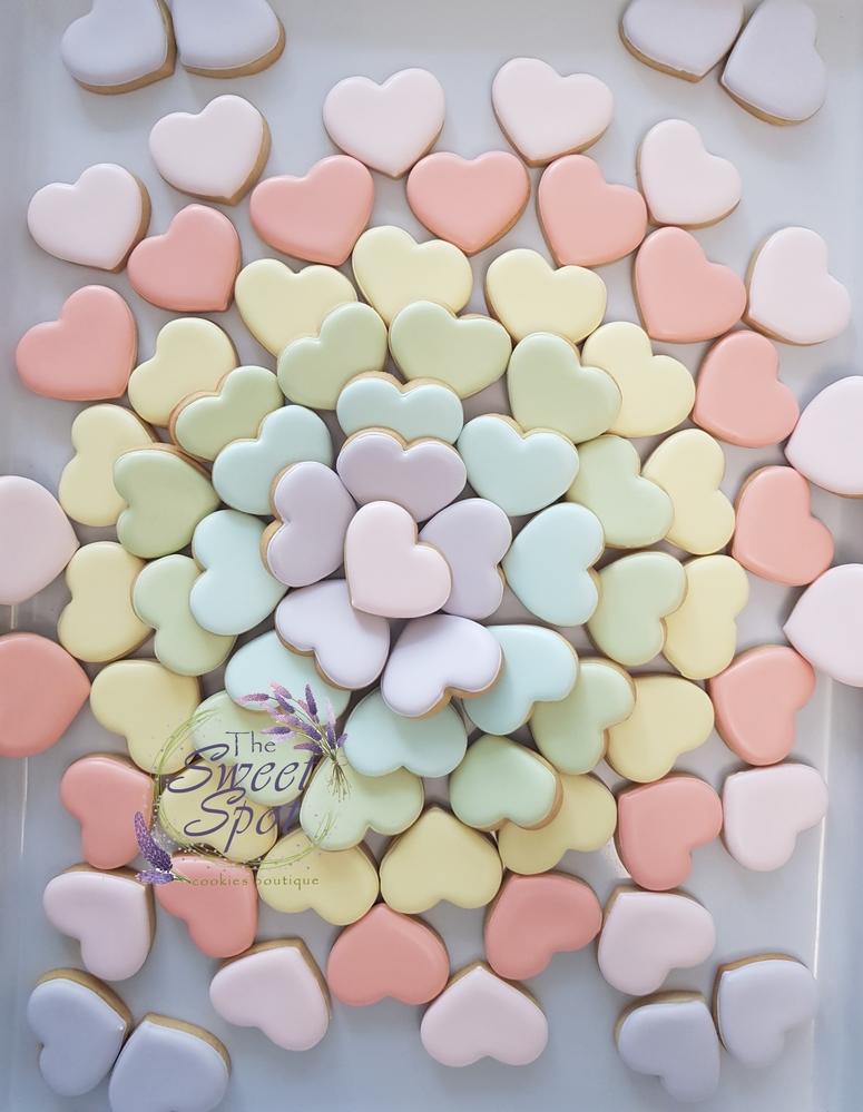 Lovely mini heart