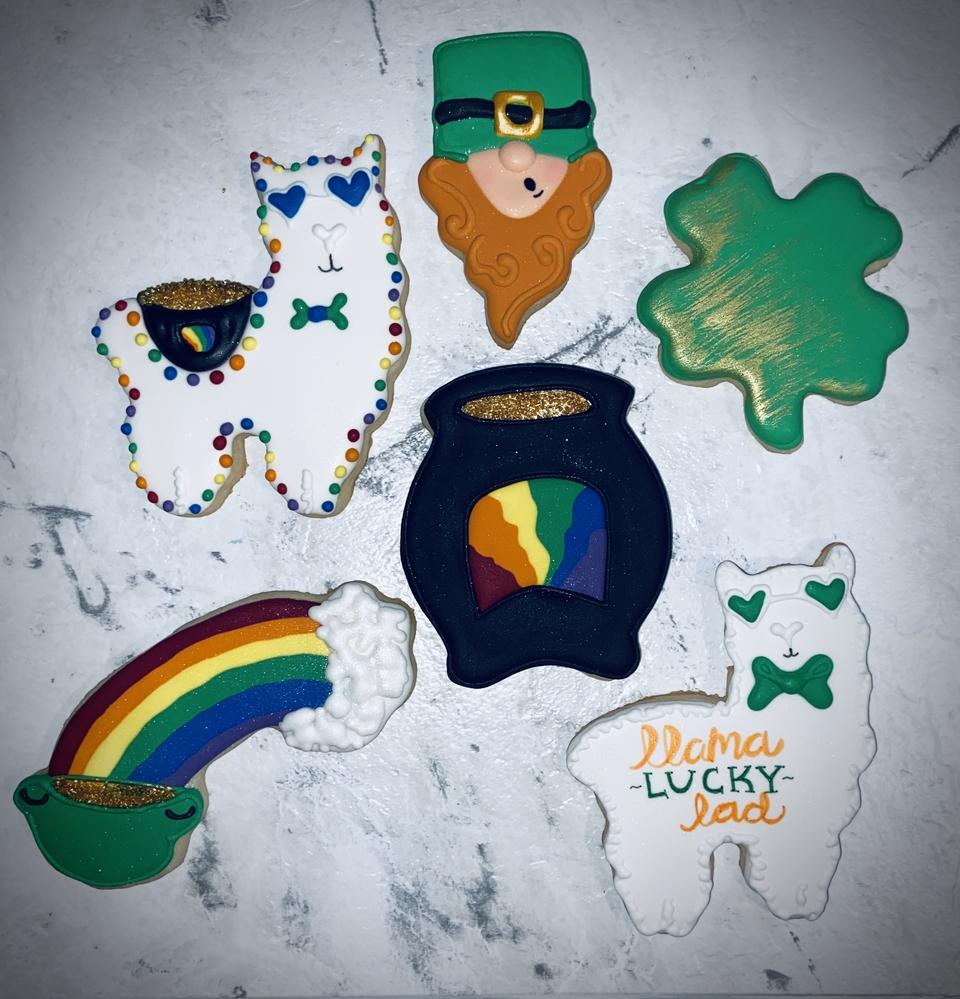 Lucky Leprechaun & Llamas