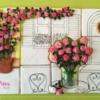 Colorful Details | Manu: PBP #16 - A dozen Roses