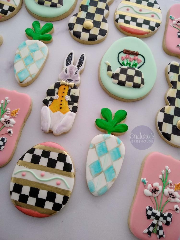 McKenzie-Childs Easter