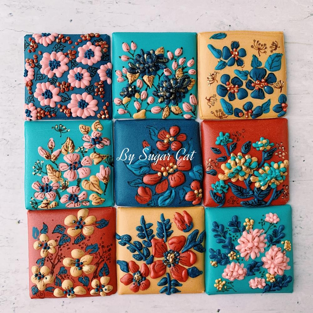 Flower Print Pattern