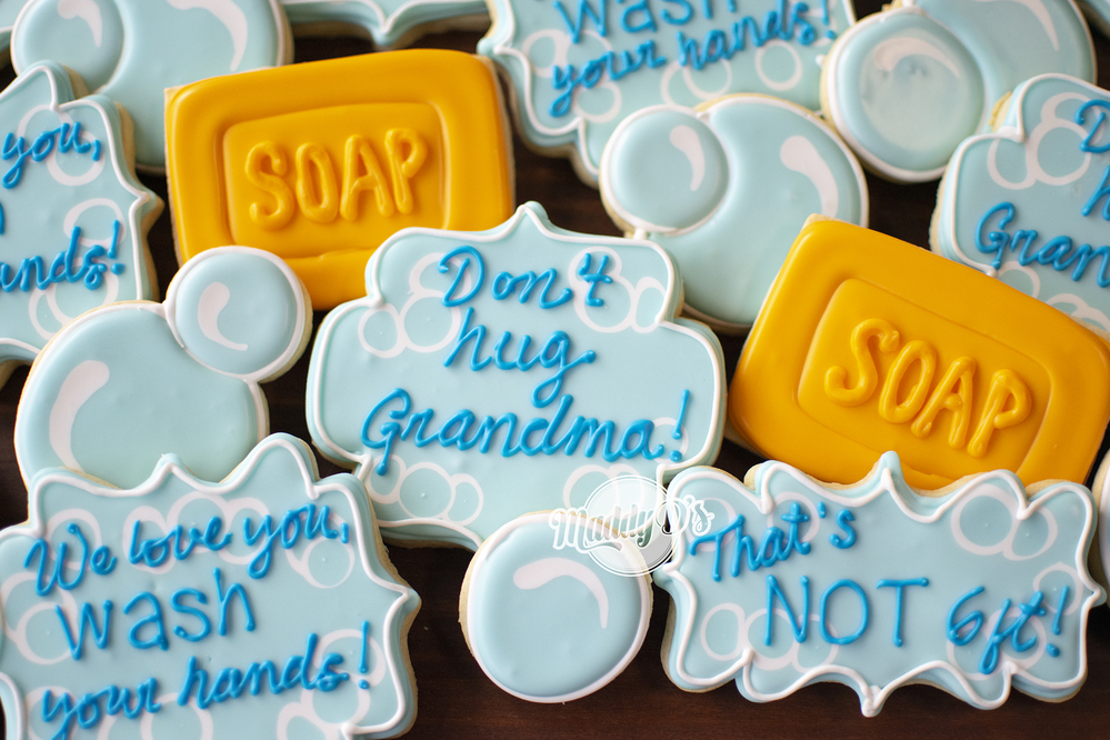 COVID Cookies