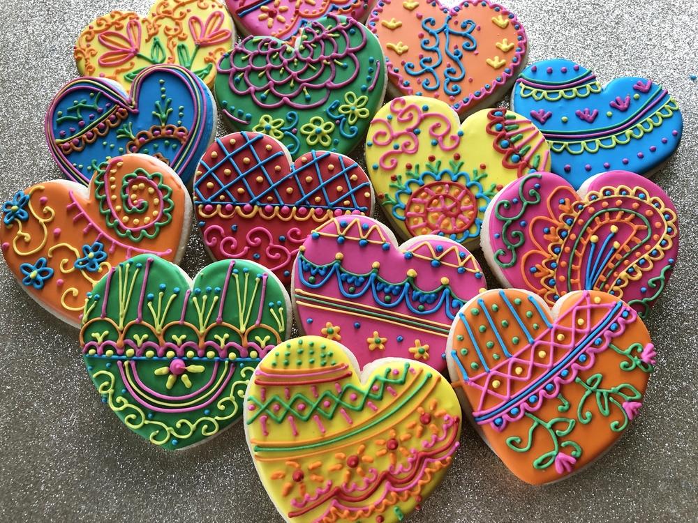 Henna Hearts