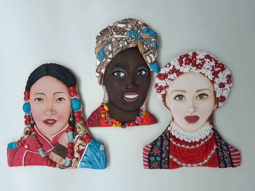 Women Beauty Around the World