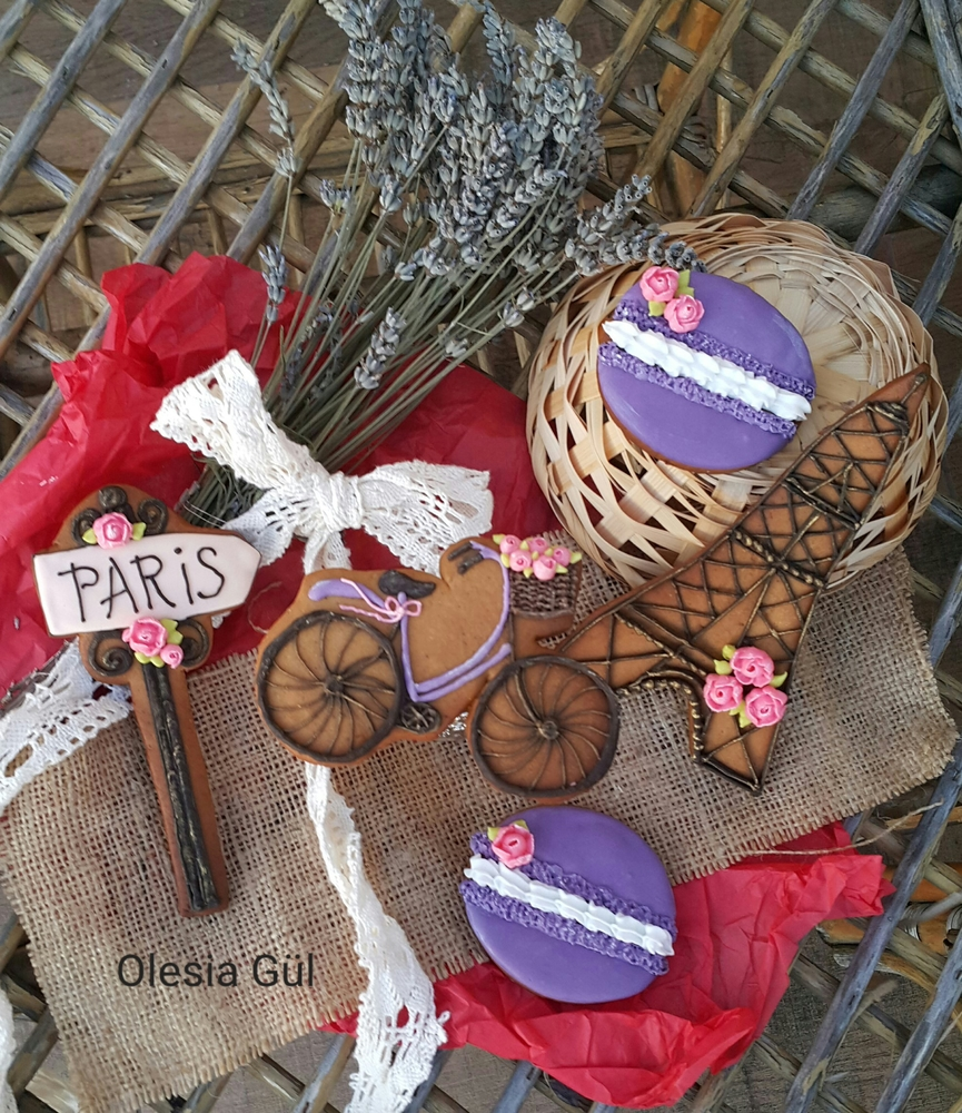 Provence and Paris