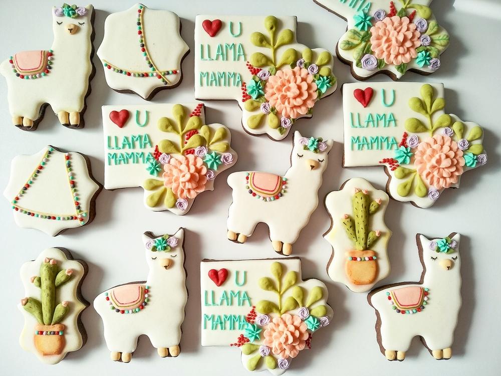 I Love You Llama Mama