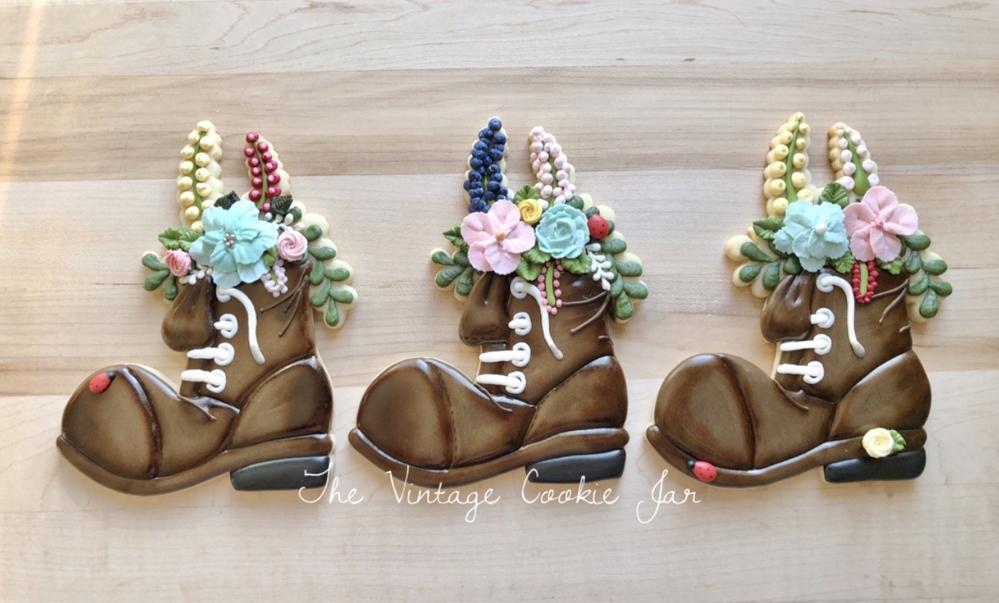 Vintage Garden Boot
