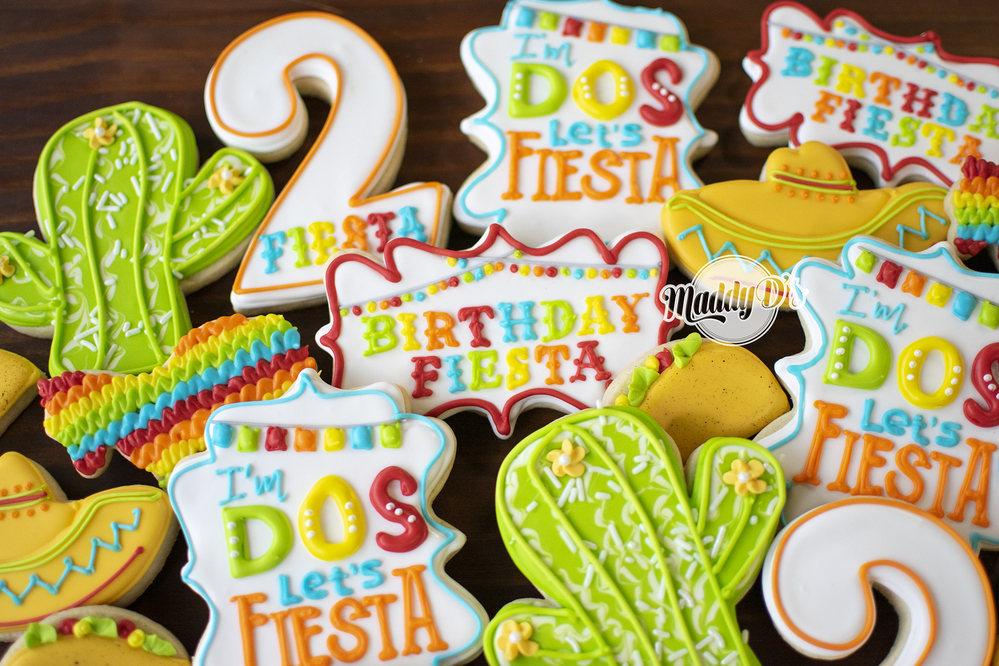 Fiesta Birthday Maddy Ds