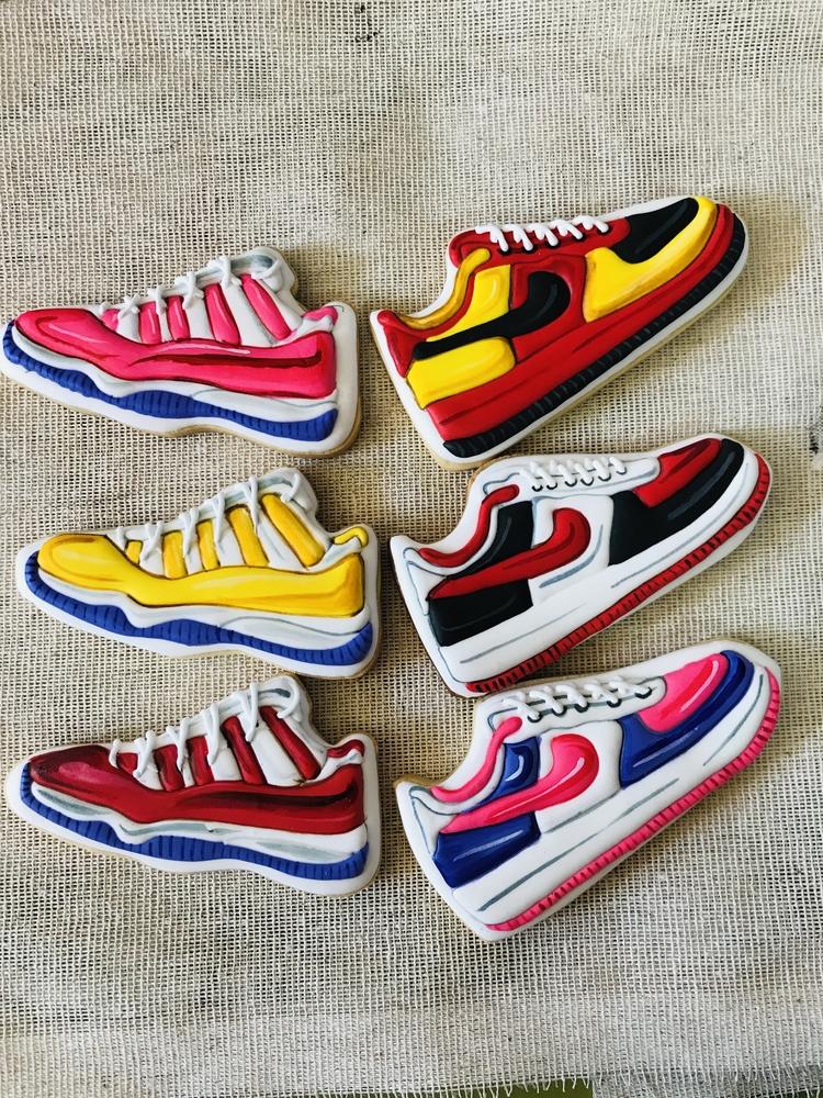 Tenis y Colores