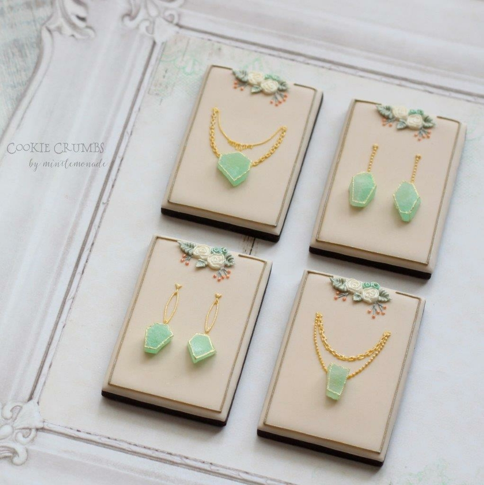 Necklaces and Earrings