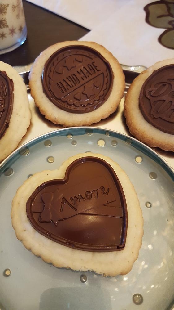 Chocolate Valentine Molds