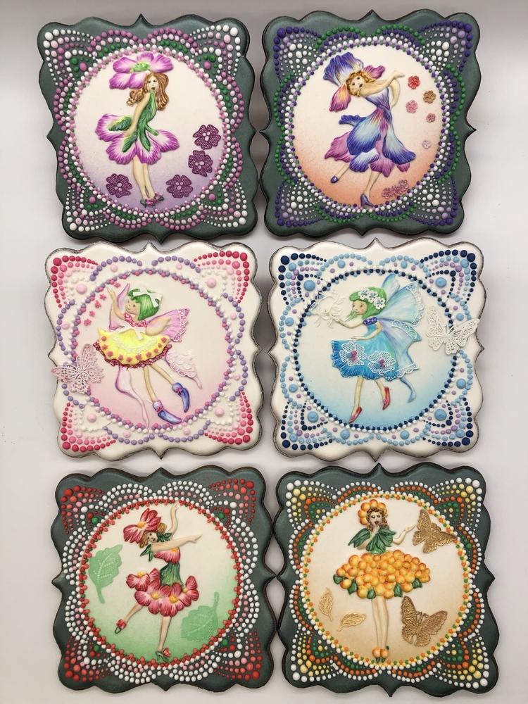 Flower Fairies 🧚🏿♀️