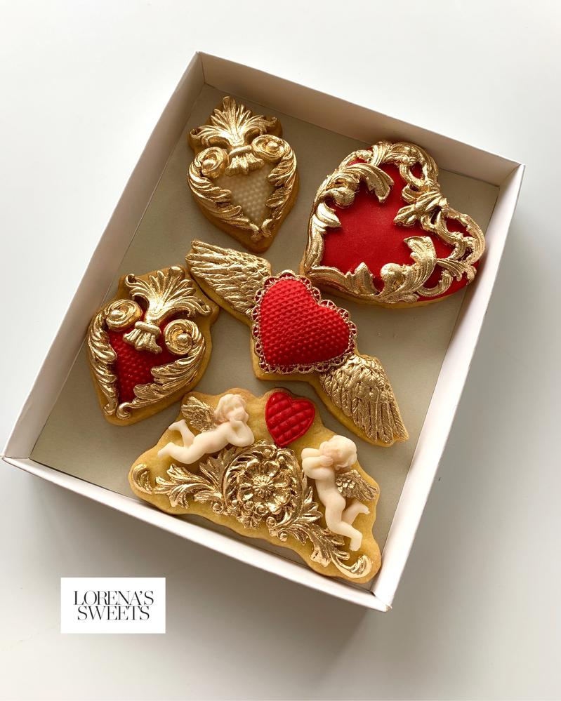 Love Cookies by Lorena Rodríguez Saenz