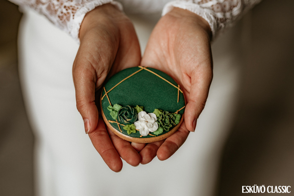 Emereld Green Wedding by TMJcreative