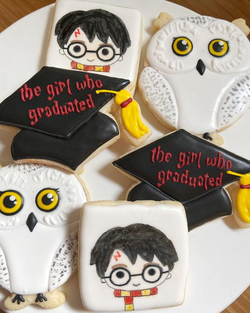 Harry Potter-Themed Graduation
