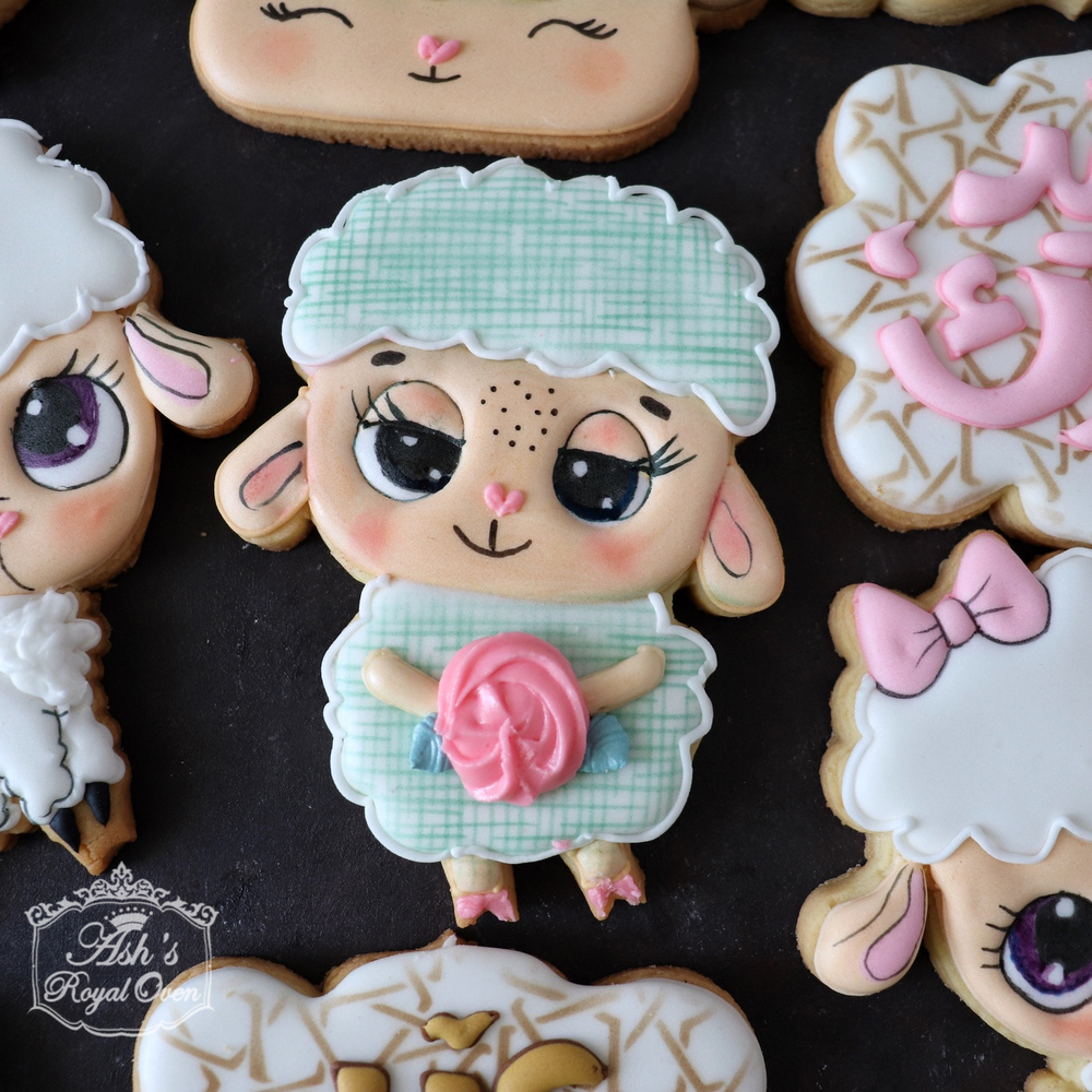 Eid Cookies - Close-up #3