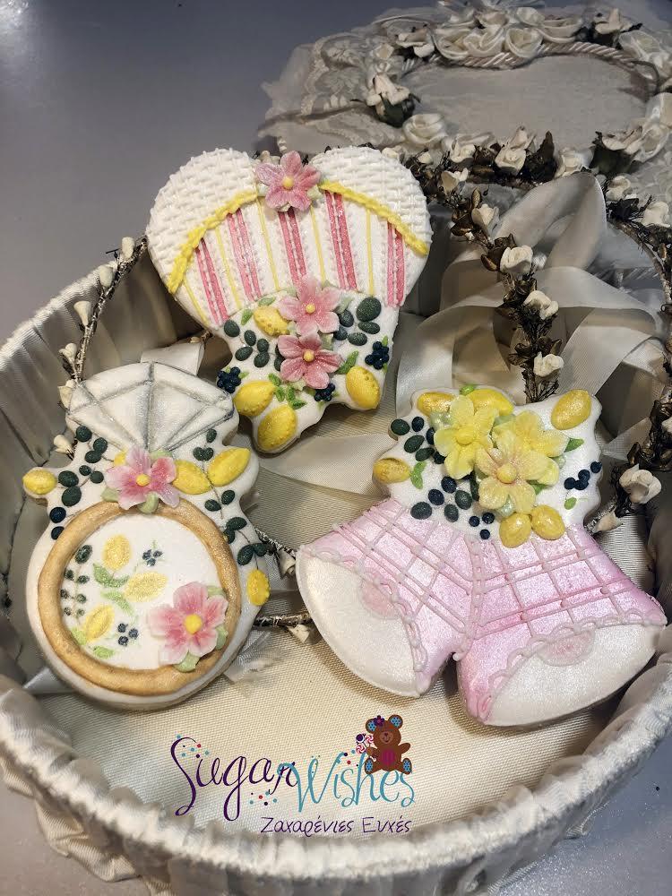 Sweet Lemon Wedding Set