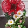 filigran (quilling) flower. Szalony Cukiernik