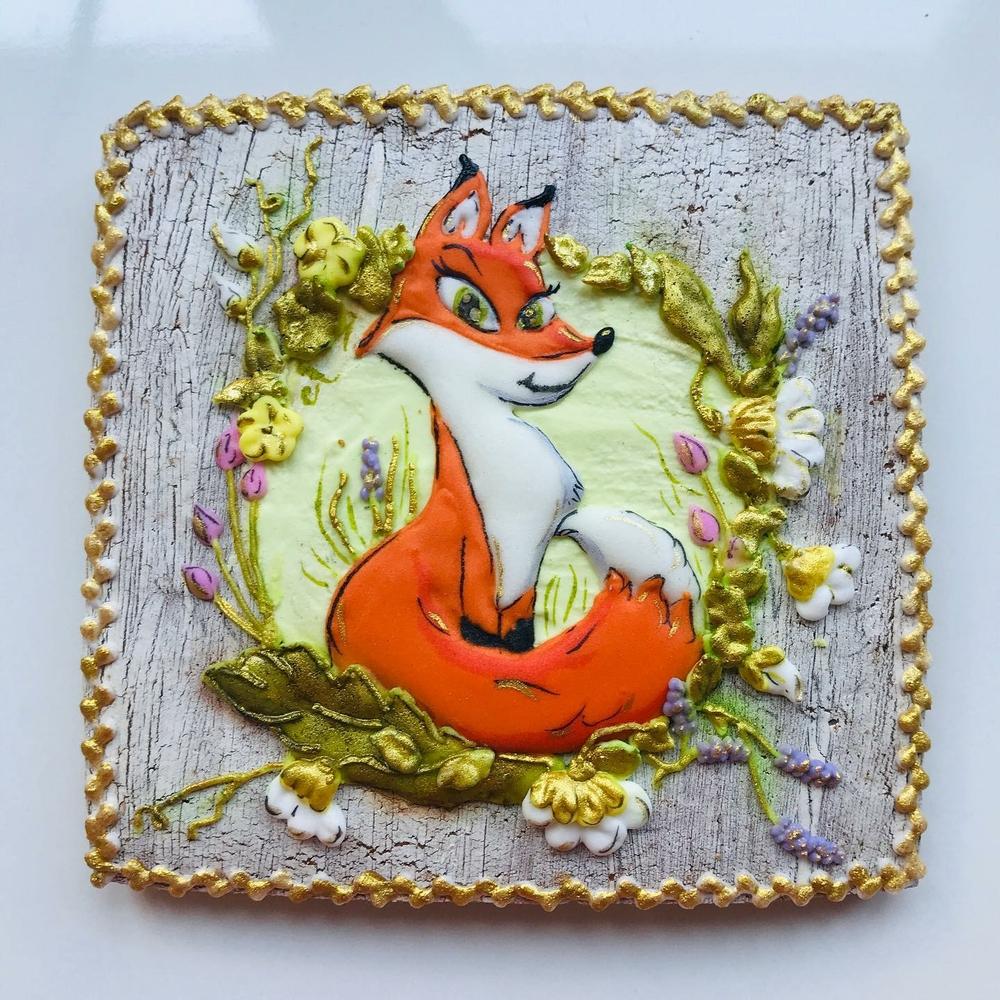 Fox Cookie