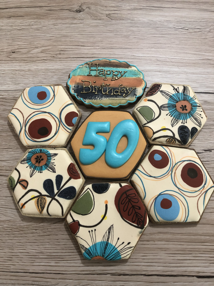 Retro Birthday Set