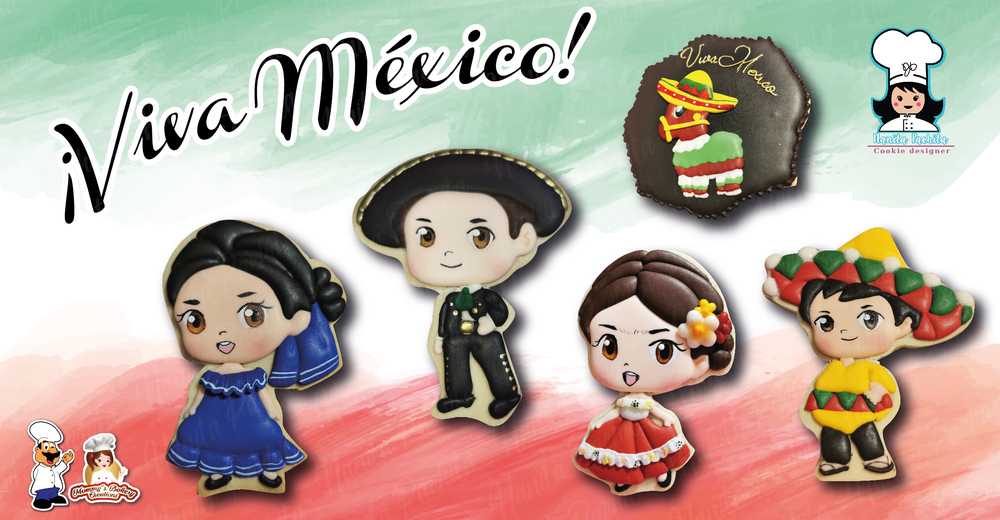 Set Viva México
