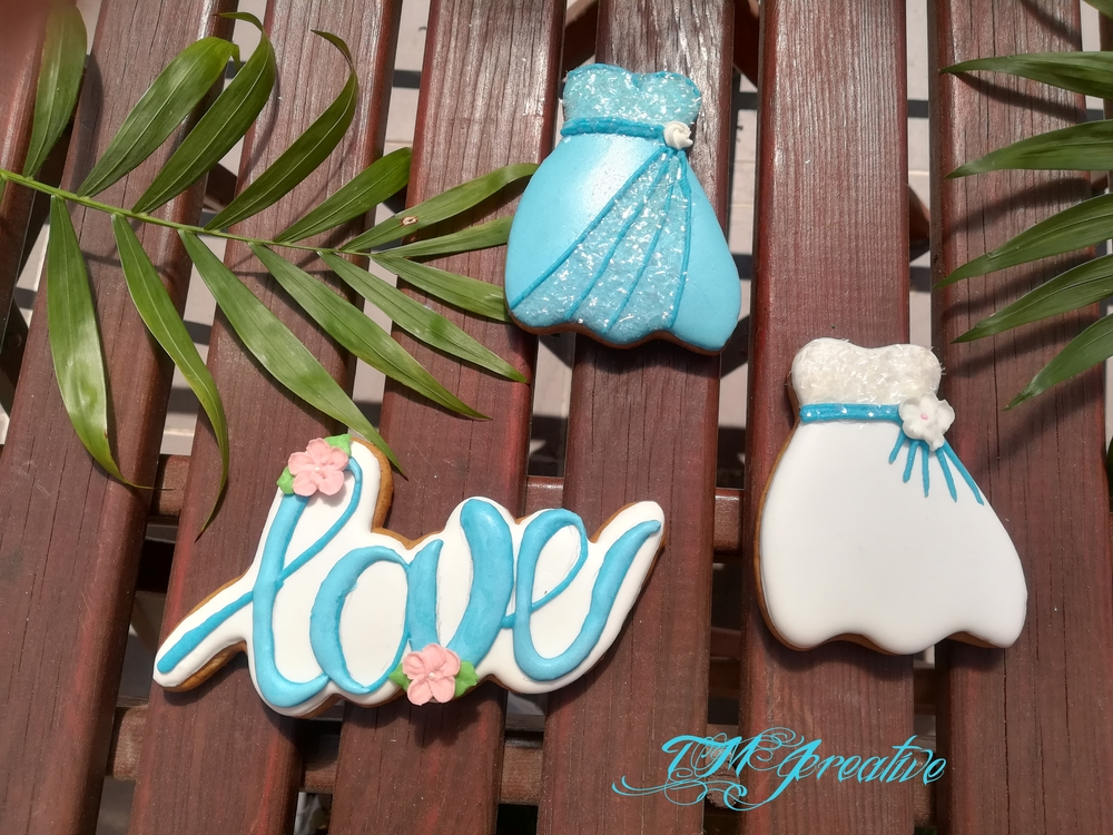 Turquoise Wedding by TMJcreative