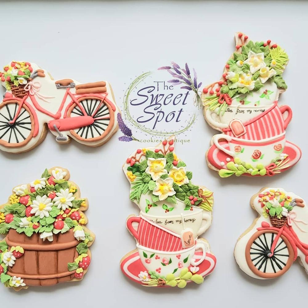 Picnic Cookies