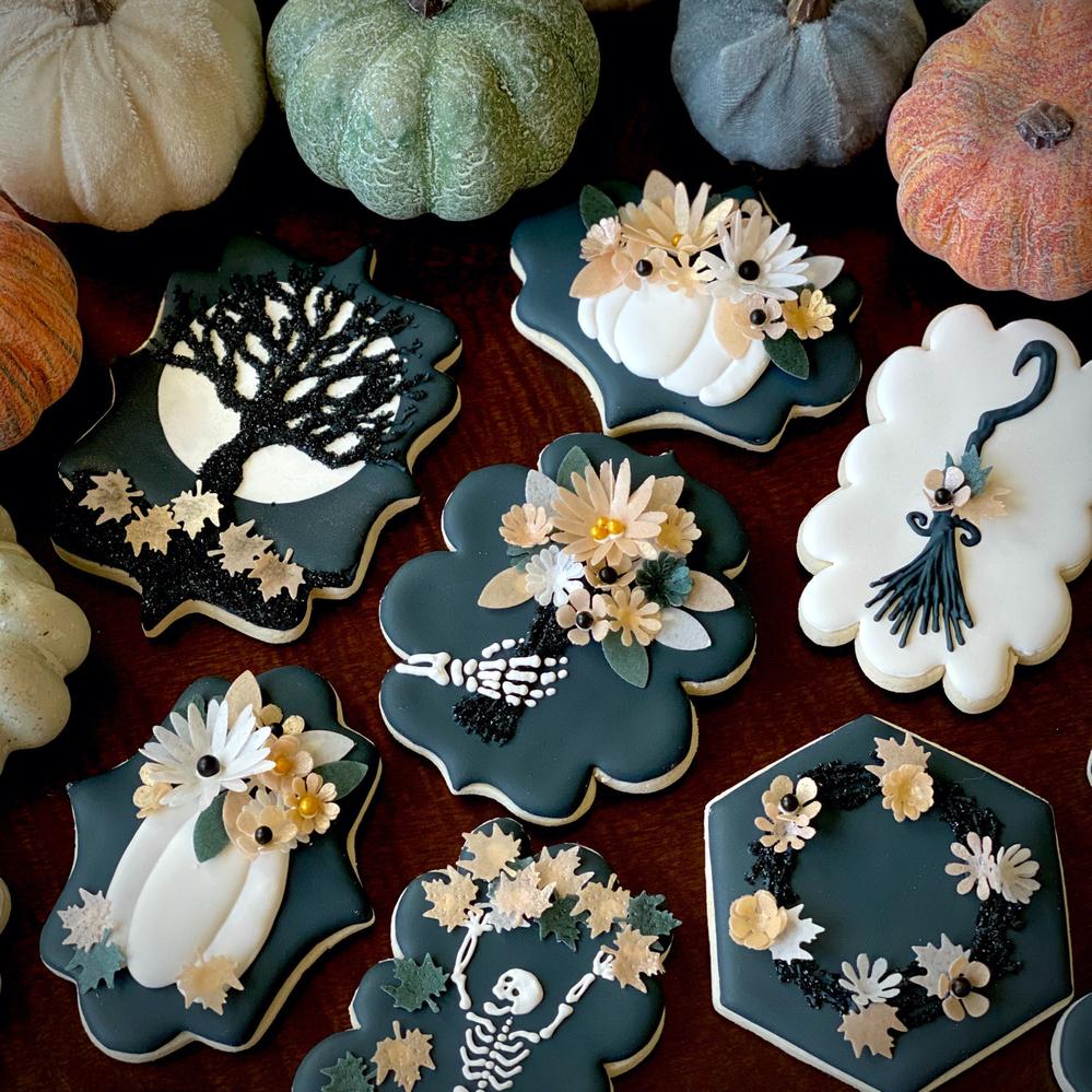 Sweetly Spooky - Class-y Cookies