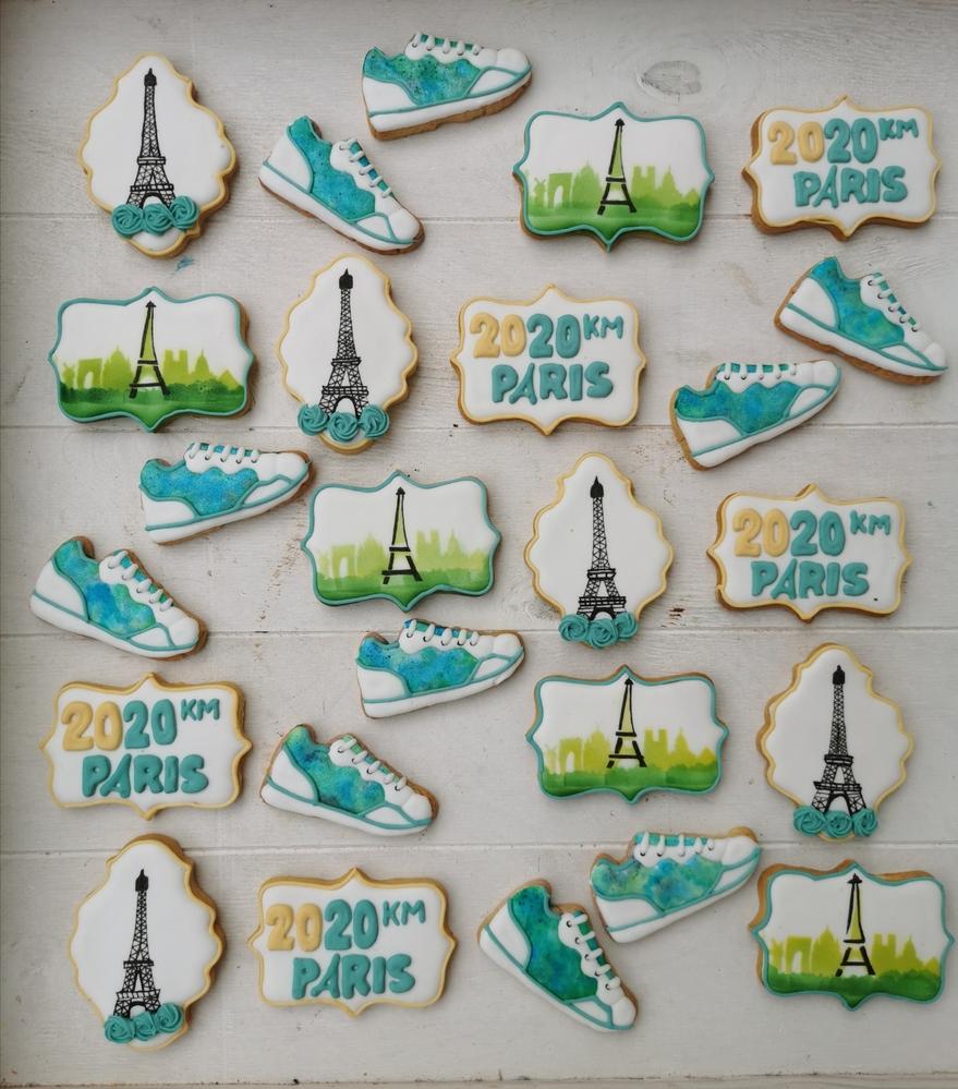 20 km Paris Run