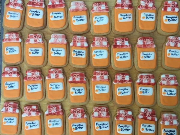Pumpkin Butter Group