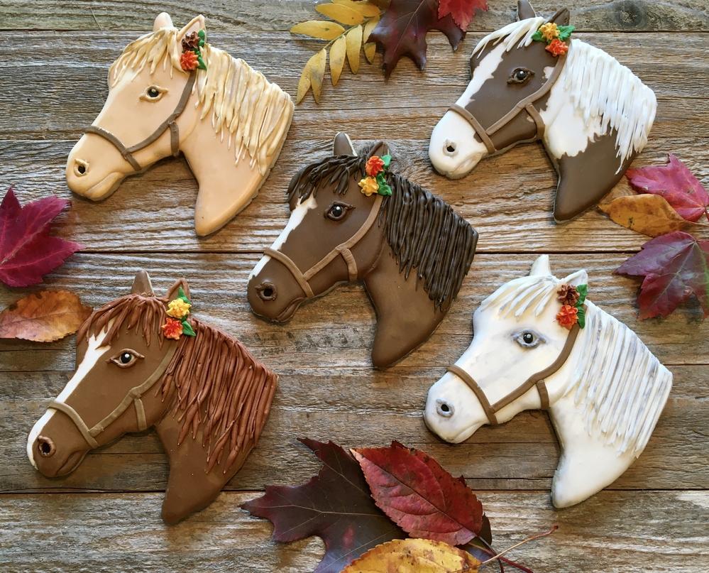 It's a Horseback-riding Party!