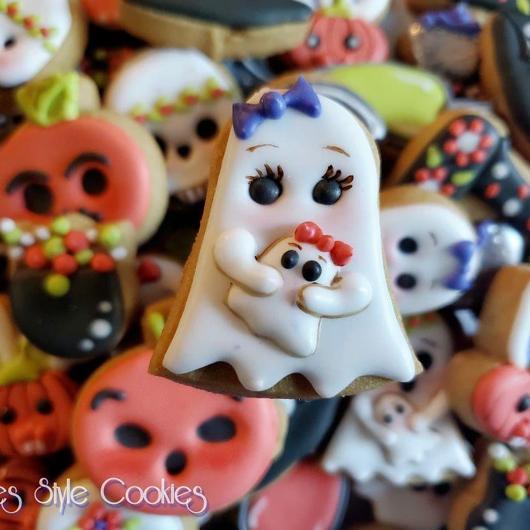 Sweet Mom & Horror Cookies