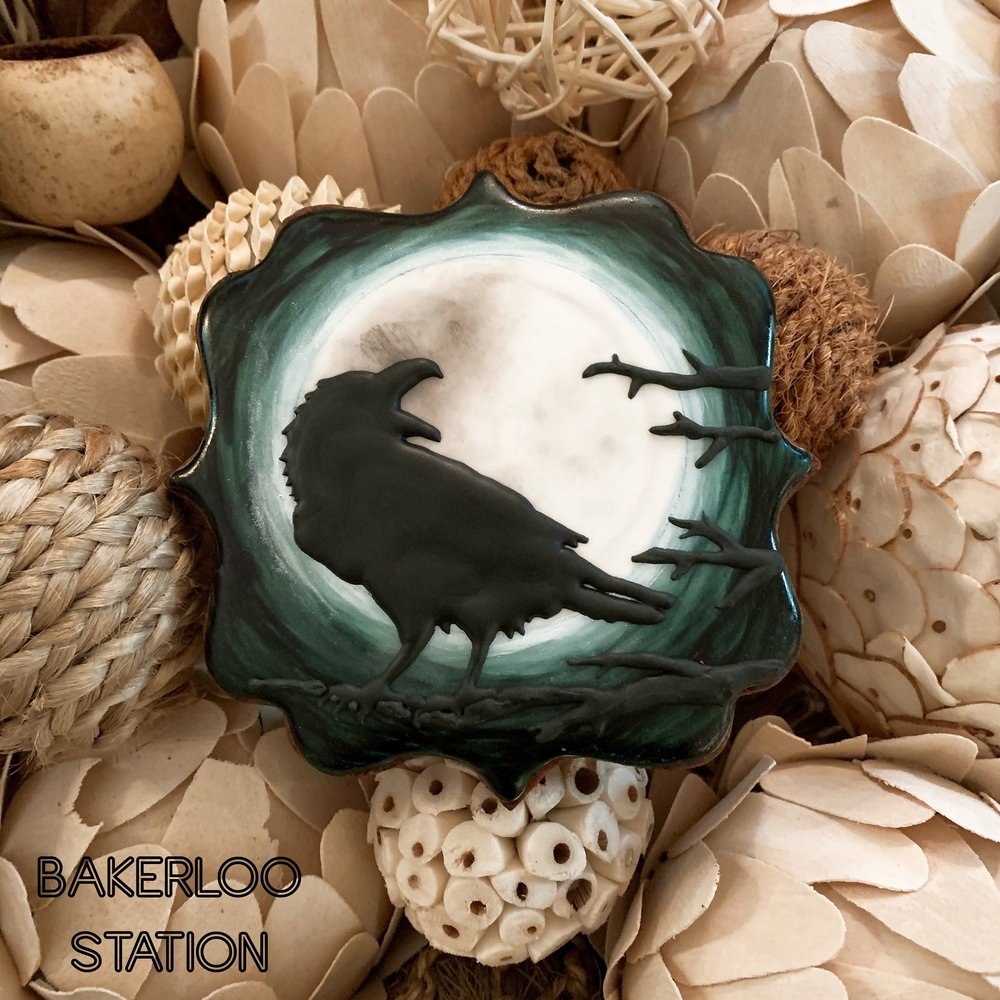 Raven Moon | Bakerloo Station