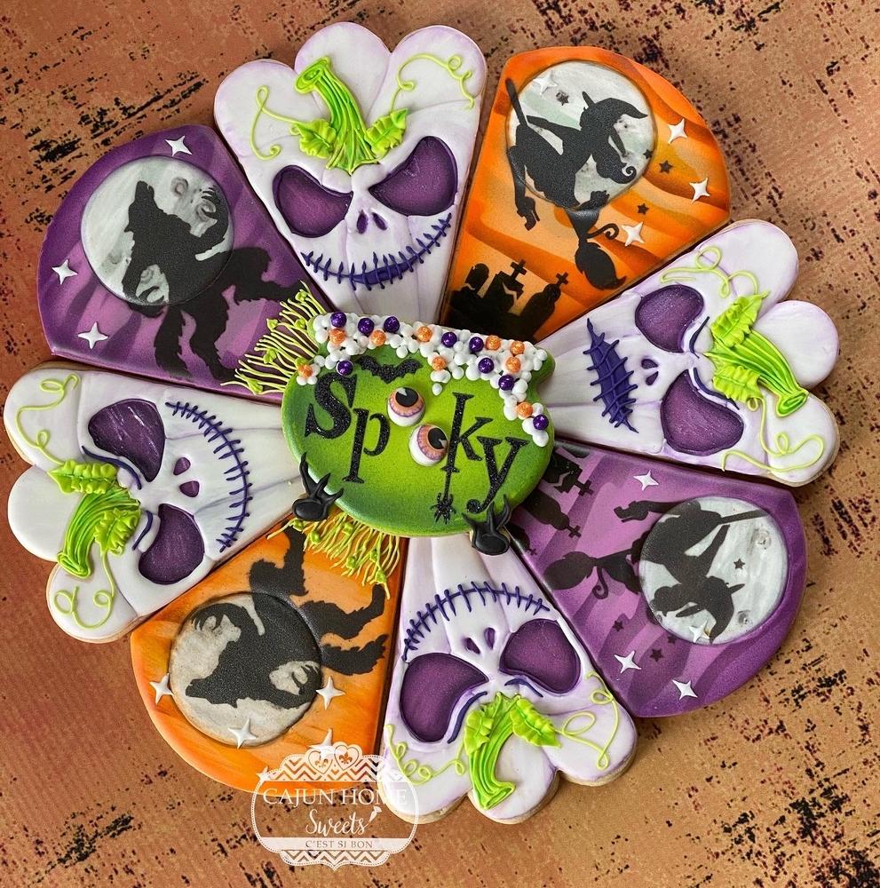 Halloween Scary Platter