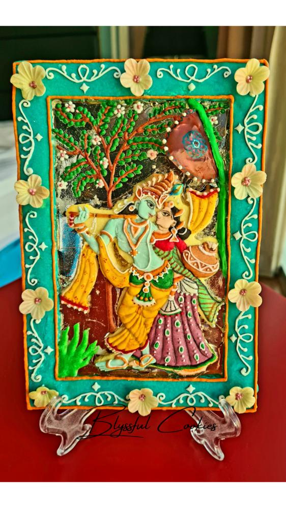 Rasleela - Radha & Krishna
