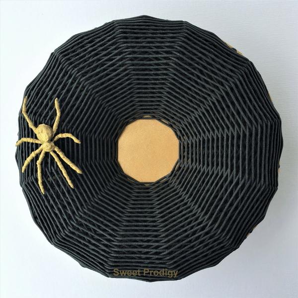 Halloween Spider Web No. 3