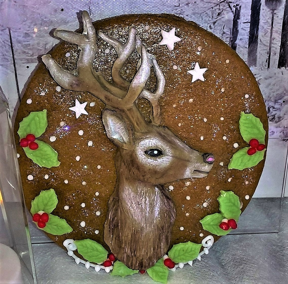 Winter Gingerbread