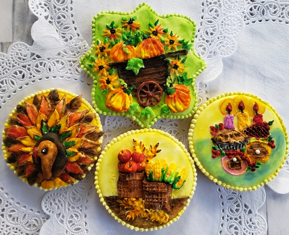 Bountiful Thanksgiving