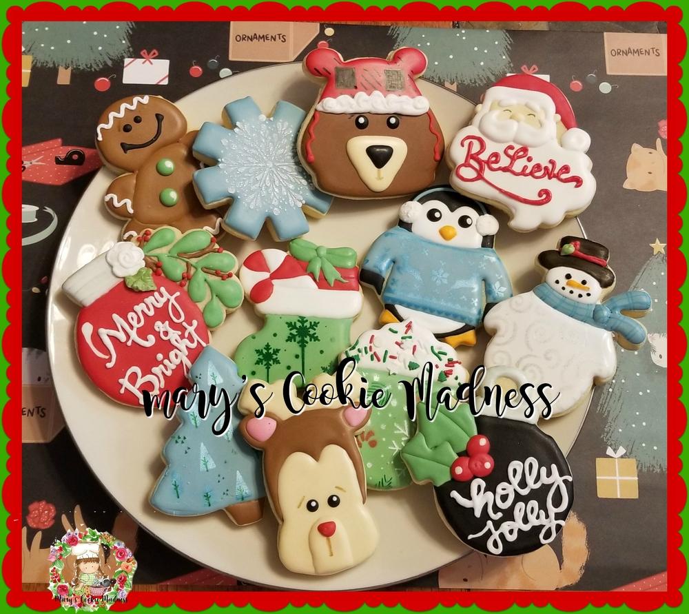 Christmas Platter 2020