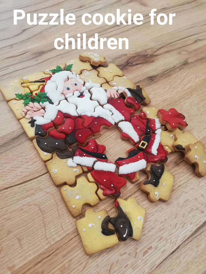 Il Mio Puzzle Cookie di Natale - View #1