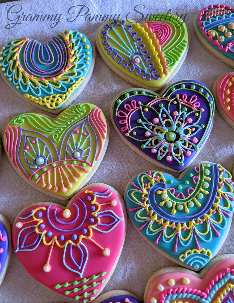 Rainbow Hearts #2