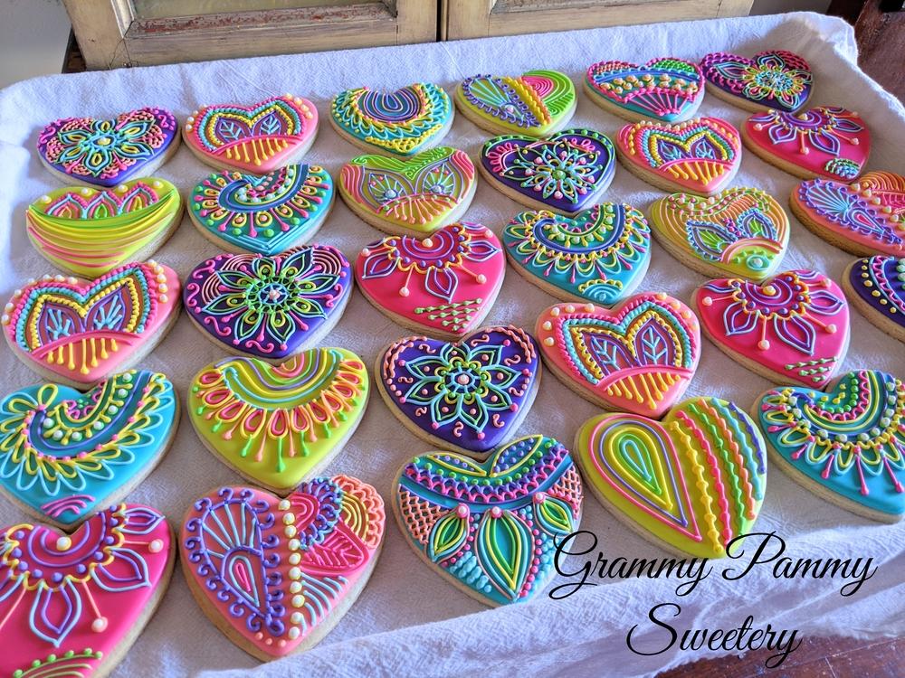 Rainbow Hearts #4