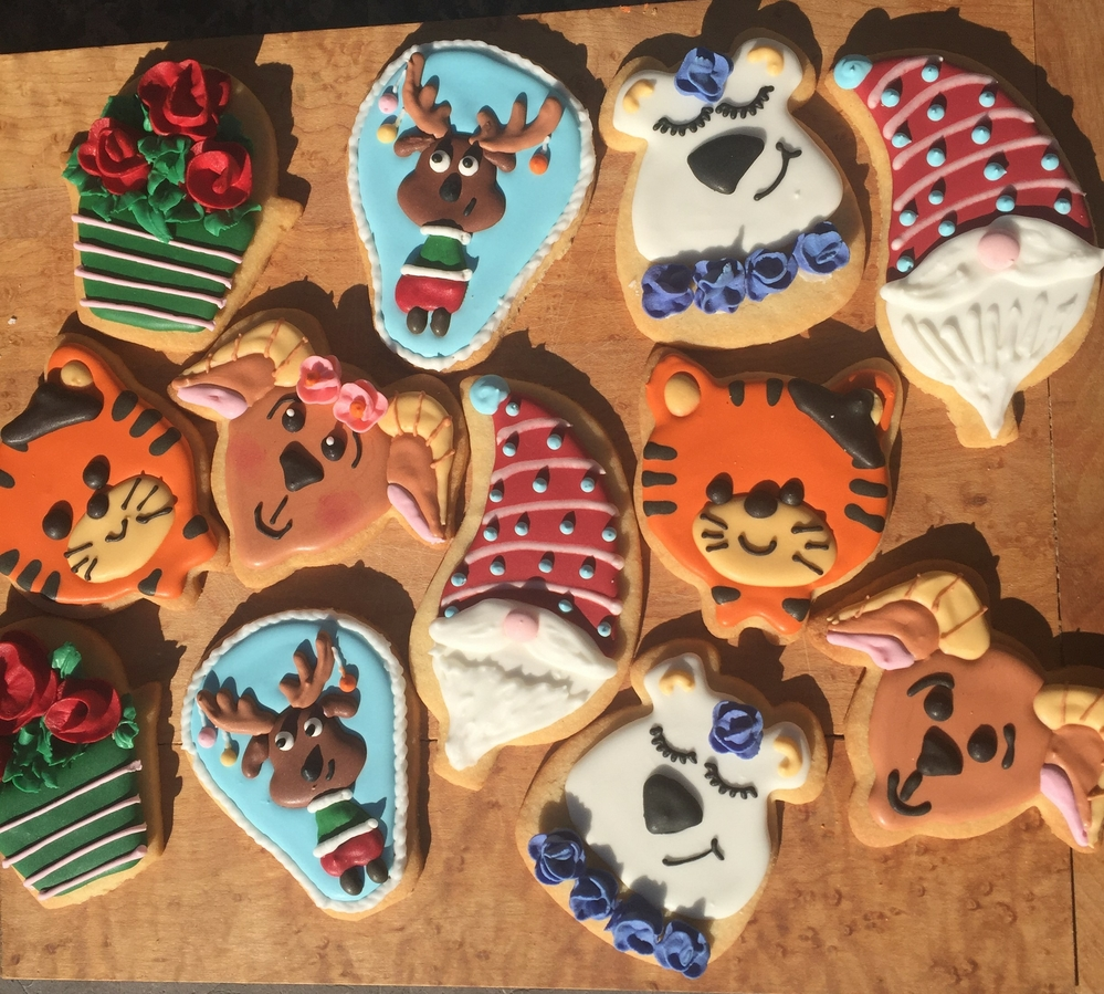 Cookies for Wyatt