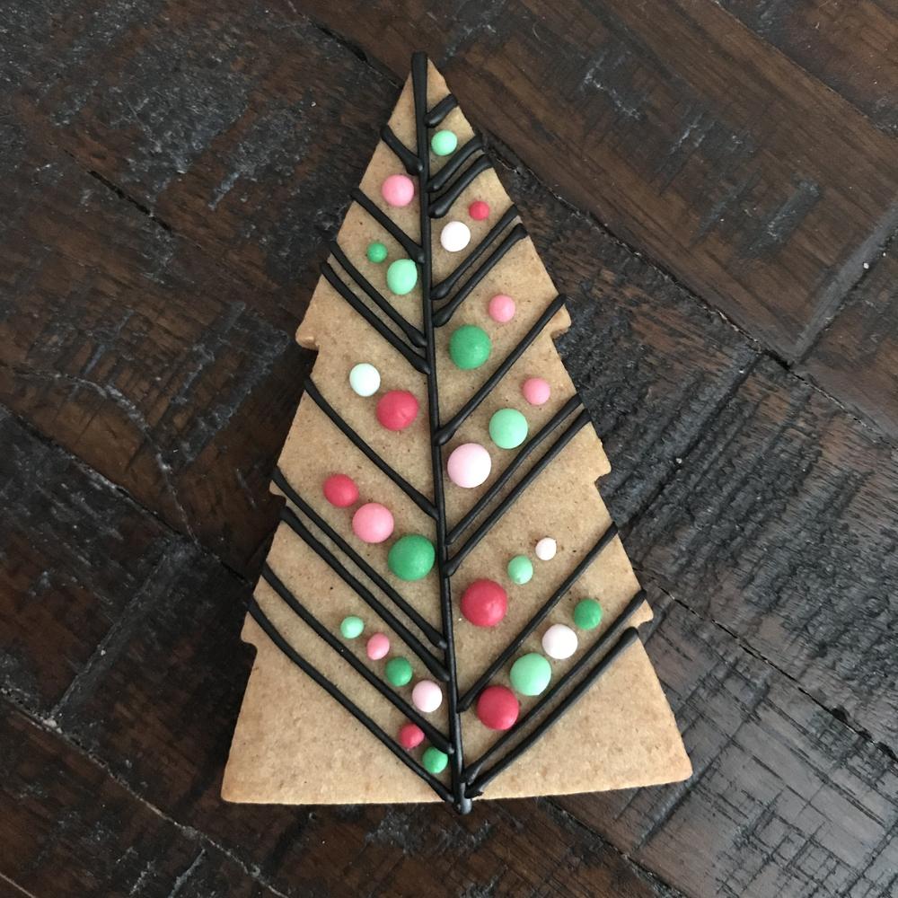 Whimsical Christmas Tree #3